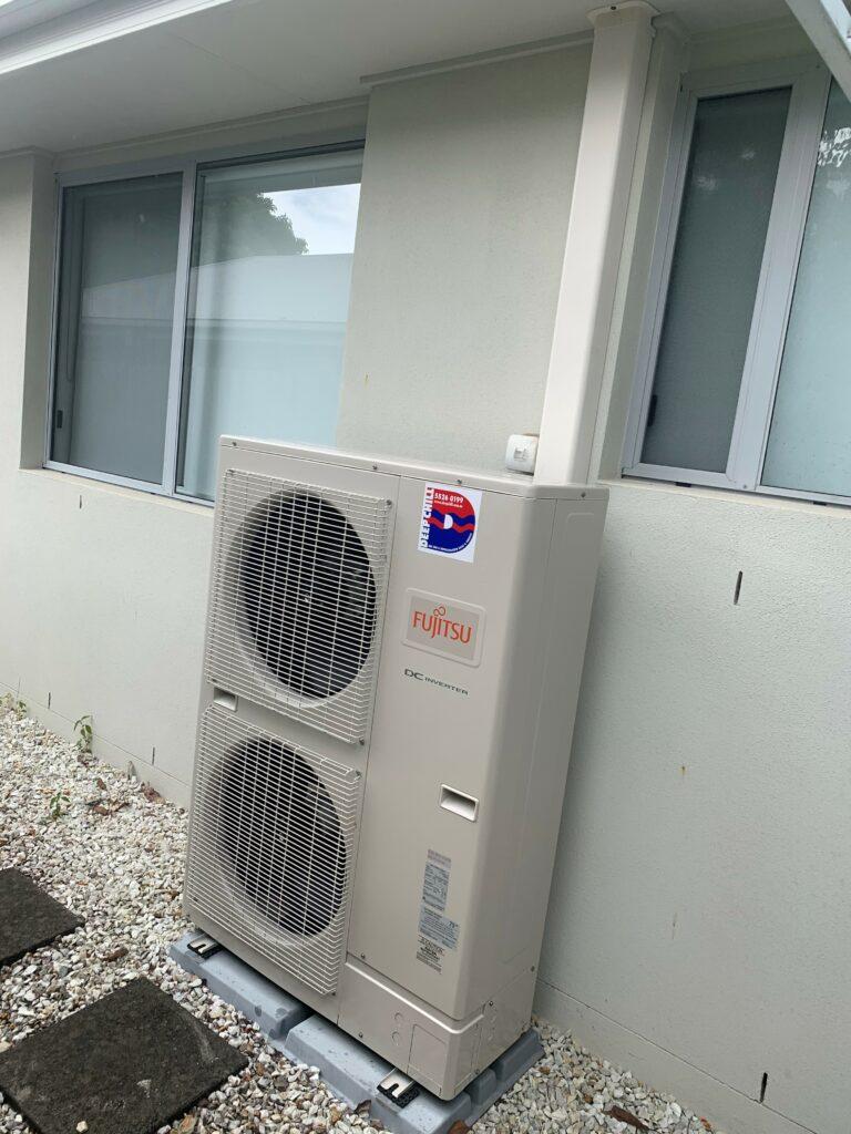 Air Conditioning Mermaid Waters